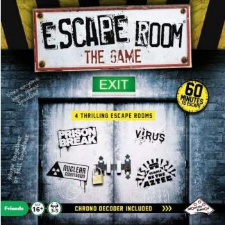 Image Escape Room the Game