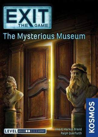 Image Exit: Mysterious Museum