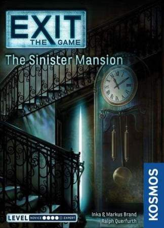 Image Exit: The Sinister Mansion