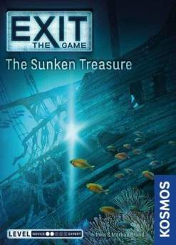 Image Exit the Game the Sunken Treasure