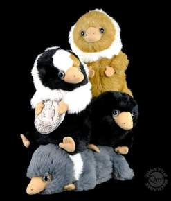 Image Fantastic Beasts 2: Crimes of Grindelwald - Baby Niffler Plush Set