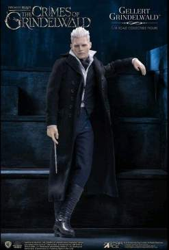 Image Fantastic Beasts 2: The Crimes of Grindelwald - Gellert Grindelwald 1:8 Scale Action Figure