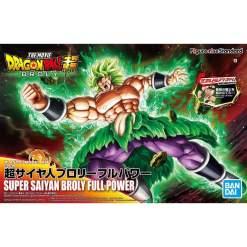 Image Figure-rise Standard Super Sayian Broly Full Power - Model Kit