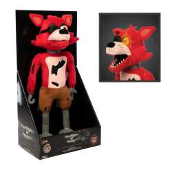 Image Five Nights at Freddy's - Foxy Animatronic Plush [RS]