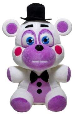 "Image Five Nights at Freddy's : Pizza Sim - Helpy 12"" US Exclusive Plush [RS]"