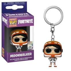 Image Fortnite - Moonwalker Pocket Pop! Keychain