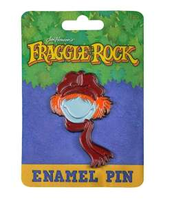 Image Fraggle Rock - Boober Enamel Pin