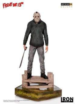 Image Friday the 13th - Jason Voorhees 1:10 Scale Deluxe Statue