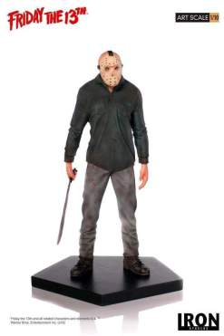 Image Friday the 13th - Jason Voorhees 1:10 Scale Statue