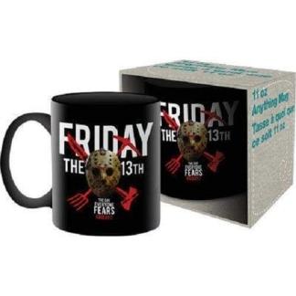 Image Friday the 13th One Sheet 11oz Coffee Mug