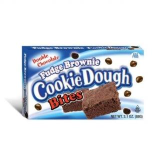 Image Fudge Brownie Cookie Dough Bites