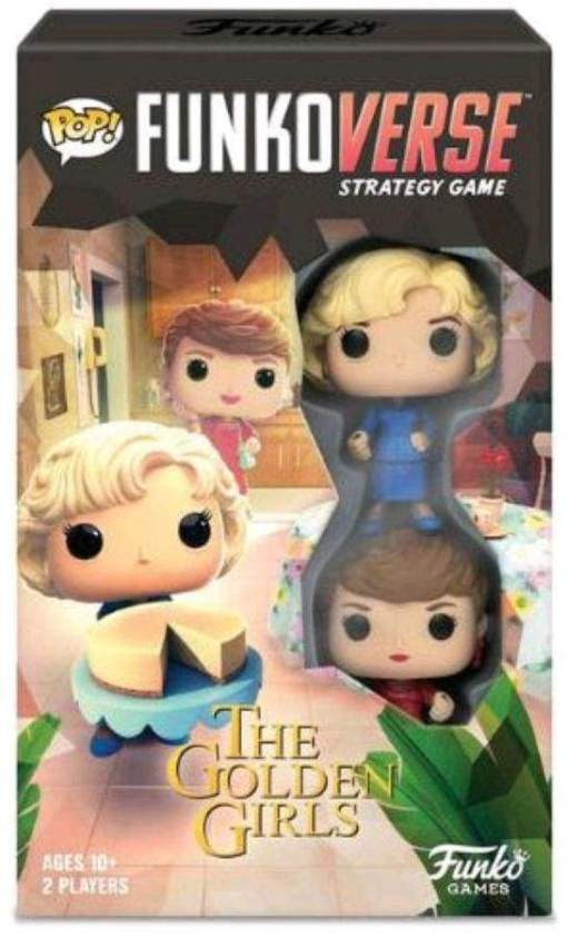 Image Funkoverse - Golden Girls 2-pack Expandalone Strategy Board Game