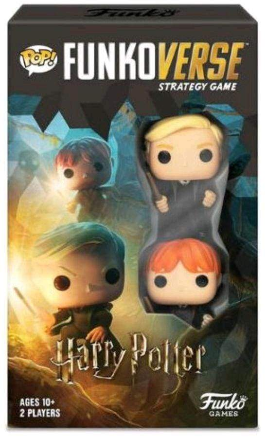 Image Funkoverse - Harry Potter 2-pack Expandalone Strategy Board Game