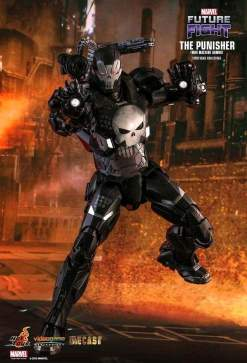 "Image Future Fight - Punisher War Machine 12"" Action Figure"