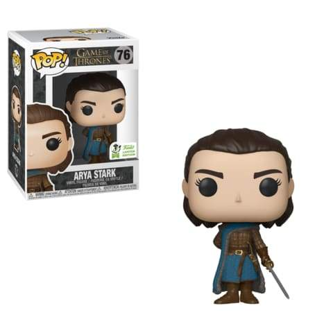 Game of Thrones – Arya Season 9 Pop! EC19 RS
