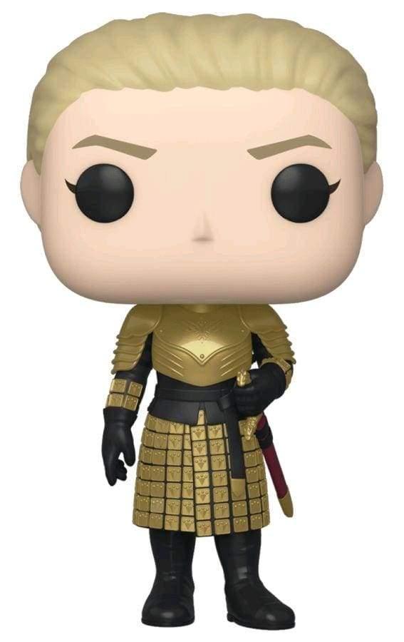 Image Game of Thrones - Ser Brienne of Tarth US Exclusive Pop! Vinyl Figure