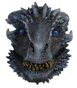 Image Game of Thrones - White Walker Dragon Mask s07