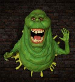 Image Ghostbusters - Slimer Life-Size Wall Sculpture