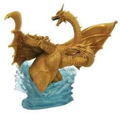 Image Godzilla - 1991 King Ghidorah Gallery PVC Statue