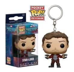 Image GotG2 - Star-Lord Pop! Keychain