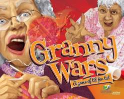 Image Granny Wars: A Game of Tit for Tat