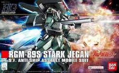 Image HGUC 1/144 Stark Jegan Model Kit