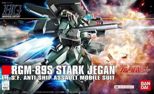 Image HGUC 1/144 Stark Jegan Model Kit