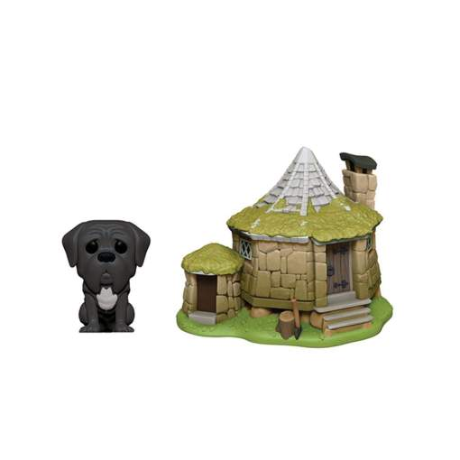 Image Harry Potter - Fang with Hagrid's Hut Pop! Town