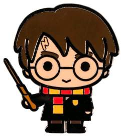 Image Harry Potter - Harry Potter Chibi Enamel Pin