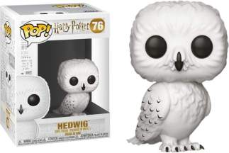 Image Harry Potter - Hedwig Pop!