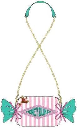 Image Harry Potter - Honeydukes Candy Crossbody