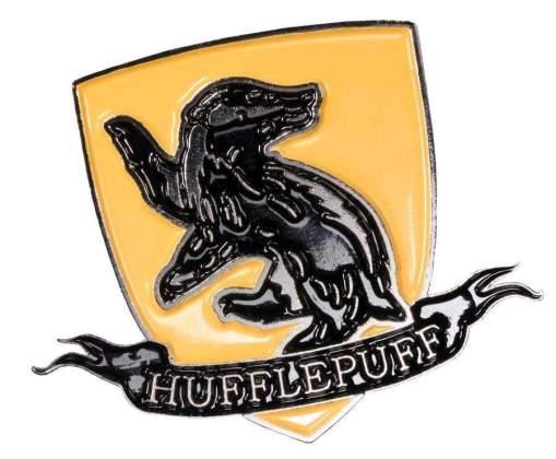 Image Harry Potter - Hufflepuff Logo Enamel Pin