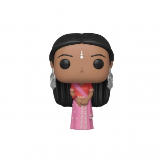 Image Harry Potter - Parvati Patil (Yule) Pop! Vinyl