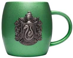 Image Harry Potter - Slytherin Metallic Crest Mug