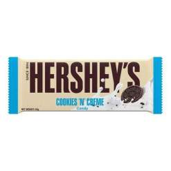 Image Hershey's Cookie 'n' Creme Bar