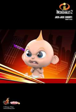 Image Incredibles 2 - Jack-Jack Angry Cosbaby
