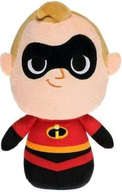 Image Incredibles 2 - Mr Incredible SuperCute Plush