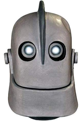 Image Iron Giant - Iron Giant Mask