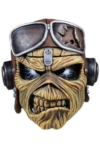 Image Iron Maiden - Aces High Eddie Mask