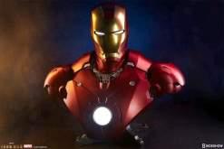 Image Iron Man - Mark III Life-Size Bust