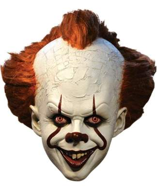 Image It (2017) - Pennywise Deluxe Mask