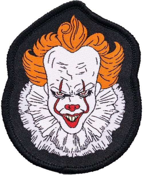 Image It (2017) - Pennywise Face Patch