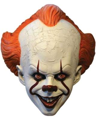 Image It (2017) - Pennywise Standard Mask