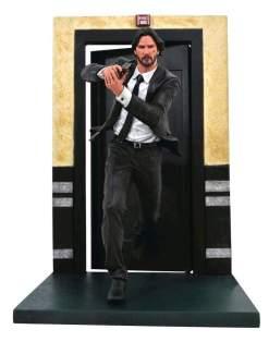 Image John Wick - Running Gallery PVC Diorama