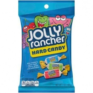 Image Jolly Rancher Assorted Peg Bag