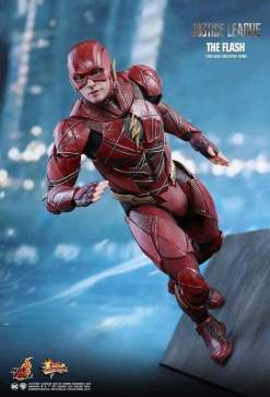 """Image Justice League Movie - The Flash 12"""" 1:6 Scale Action Figure"""