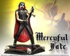 Image King Diamond - Mercyful Fate Era Rock Iconz Statue
