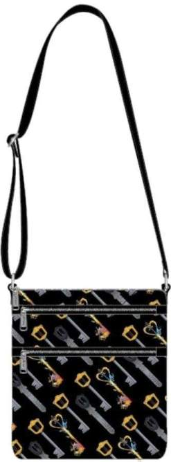 Image Kingdom Hearts - Keys Passport Bag