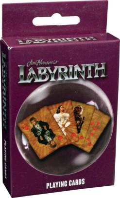 Image Labyrinth - Playing Card Deck