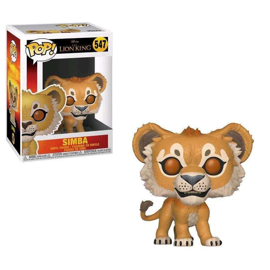 Image Lion King (2019) - Simba Pop! Vinyl